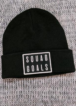 Фирменная качественная шапка