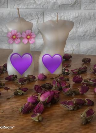 Карамельний набір свічок
