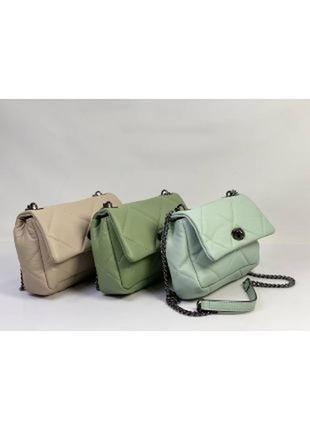 Жіноча шкіряна сумочка італія