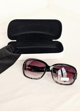 Солнцезащитные очки с градиентом