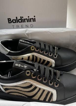 Новые кеды baldinini 38 размер четко