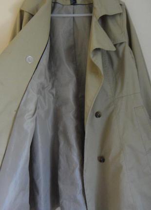 H&m trench coat, тренч, пальто