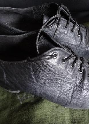 Танцевальные туфли eckse 225 мм
