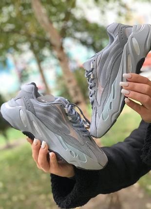 Кросівки adidas boost 700 reflective