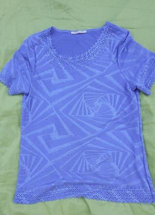 Новая блуза с блестками