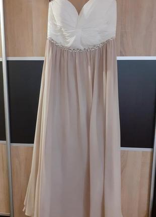 Платье торжественное, выпускное, для дружки,беременных