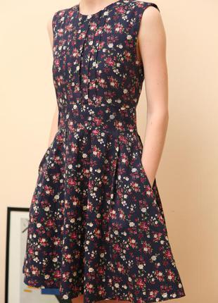 Платье в цветочек mint&berry
