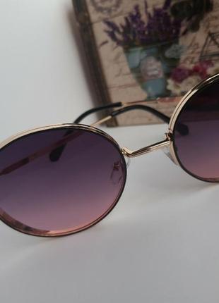 Солнцезащитные очки с переходами цветов