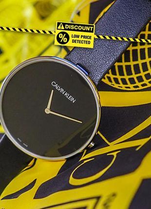 - 54%   женские швейцарские часы calvin klein full moon k8y231 (оригинальные, с биркой)