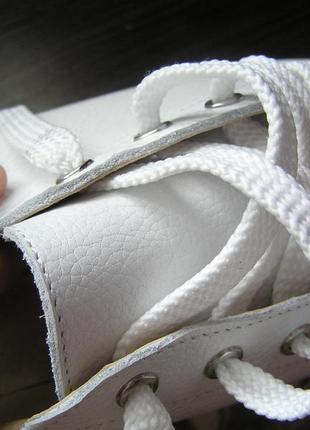 Продам кожаные кеды остатки10 фото