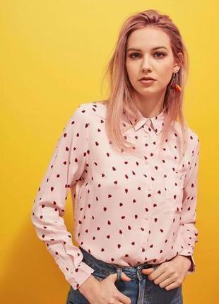 Очень красивая рубашка. terranova