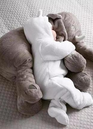 Игрушка подушка слон