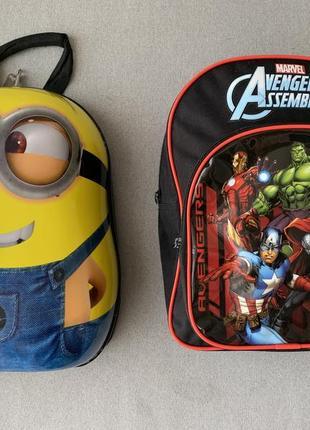 Детский рюкзак marvel