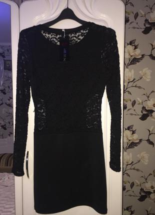Ефектне чорне плаття