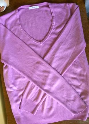 Нежно розовая кофточка