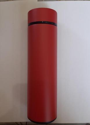 Термос с индекатором температуры 500мл