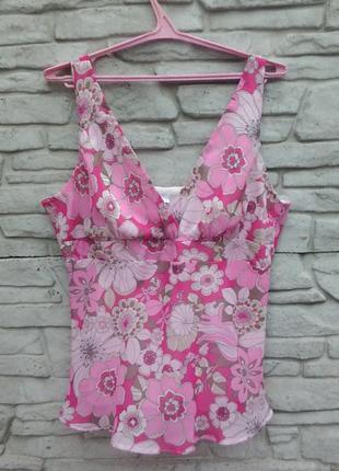 Супер блузочка с цветочным принтом new look