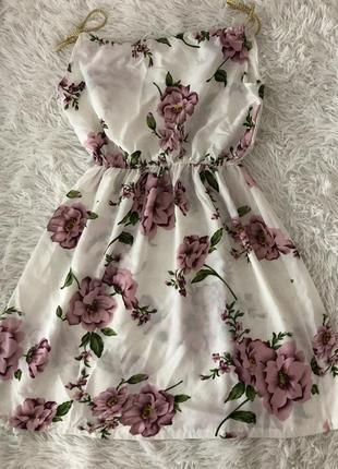 Легкое,красивое и очень нежное платьешко