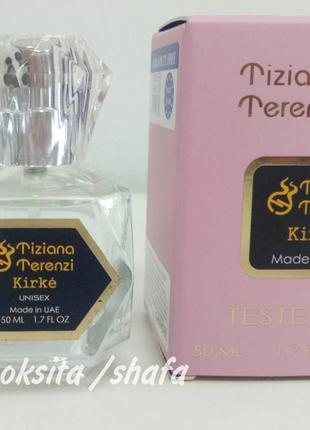 👑kirke 👑стойкий мини парфюм в подарочном флаконе 50 мл эмираты