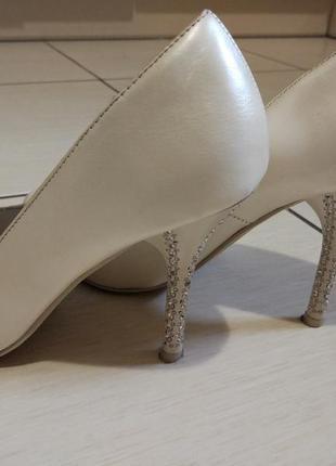 Свадебные туфельки на золушку