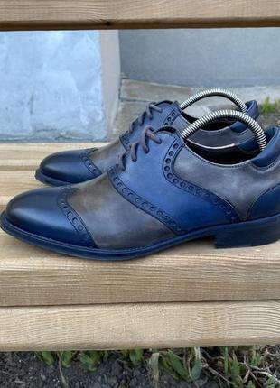 Оригинал премиум magnanni made spain туфли ручной работы
