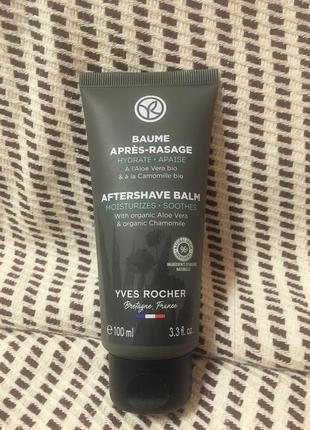 Догляд для чоловіків бальзам після гоління yves rocher 100 ml