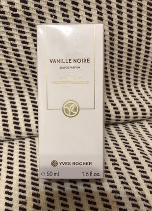 Vanille noire чорна ваніль парфумована вода 50мл