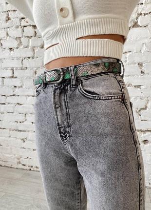 Джинси мом / штани / брюки / джинсы mom