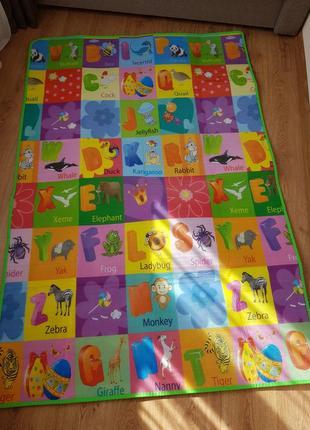 Детский коврик, двусторонний термоко