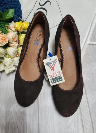 Туфли женские blue motion