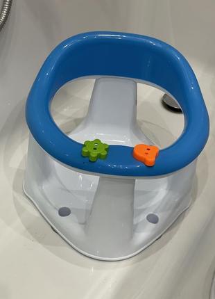 Детское сиденье в ванну для малышей, стул для купания