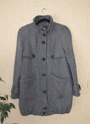 Пальто-кокон atmosphere
