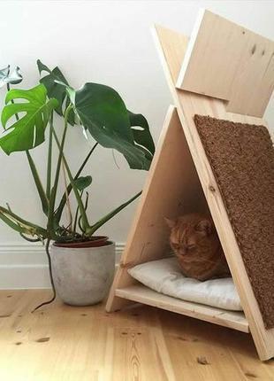 Домики для кота