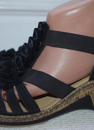 Летние туфли босоножки сандали сандалии rieker р.42 27,2 см