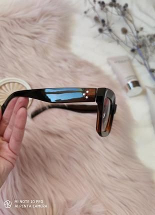 Очки окуляри солнцезащитные солнце трендовые леопард новые6 фото