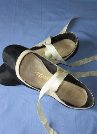 Next туфли ballerinas лодочки