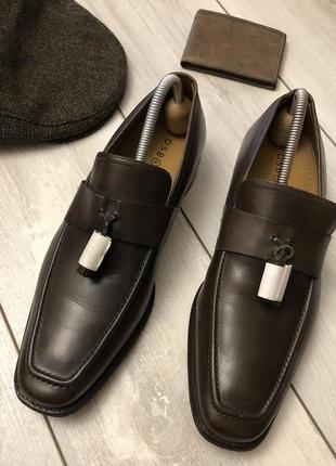 Новые мужские туфли osborne {42}