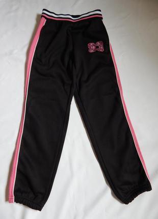 Спортивные штаны miss fiori на флисе теплые 11-12 лет