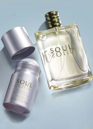 Парфумований набір soul oriflame оріфлейм орифлейм туалетна вода дезодорант мужской набор