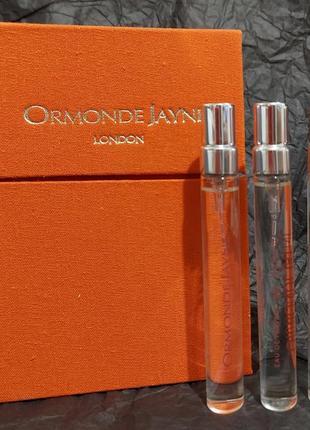 ‼️sale‼️champaca ormonde jayne 8 ml travel size, парфюмированная вода, тревел размер
