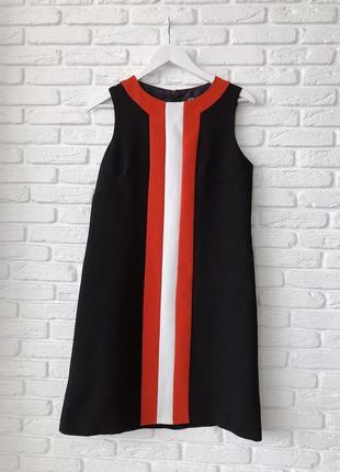 Невероятное чёрное платье в стиле zara
