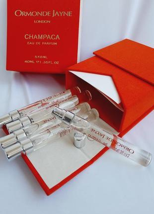 Подарочный набор ormonde jayne champaca 5x8 мл