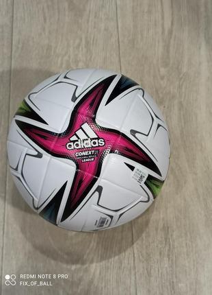 Футбольный мяч adidas conext 21 matchball replica gk3489 fifa quality
