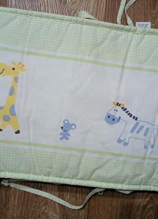 Защита, бортик для детской кроватки