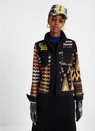 Desigual пиджак куртка xs