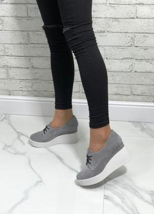 Туфли на платформе🔥🌸