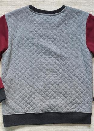 Свитшот gymboree р.l (10-12 лет)2 фото