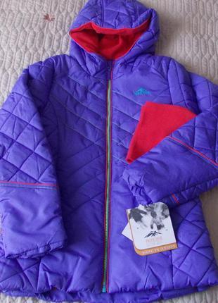 Куртка pacific trail сша размер 14 xs-s