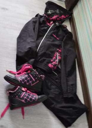 Спортивный костюм фирмы mckenzie+кроссовки этой же фирмы в подарок