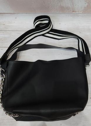Продам сумку черную